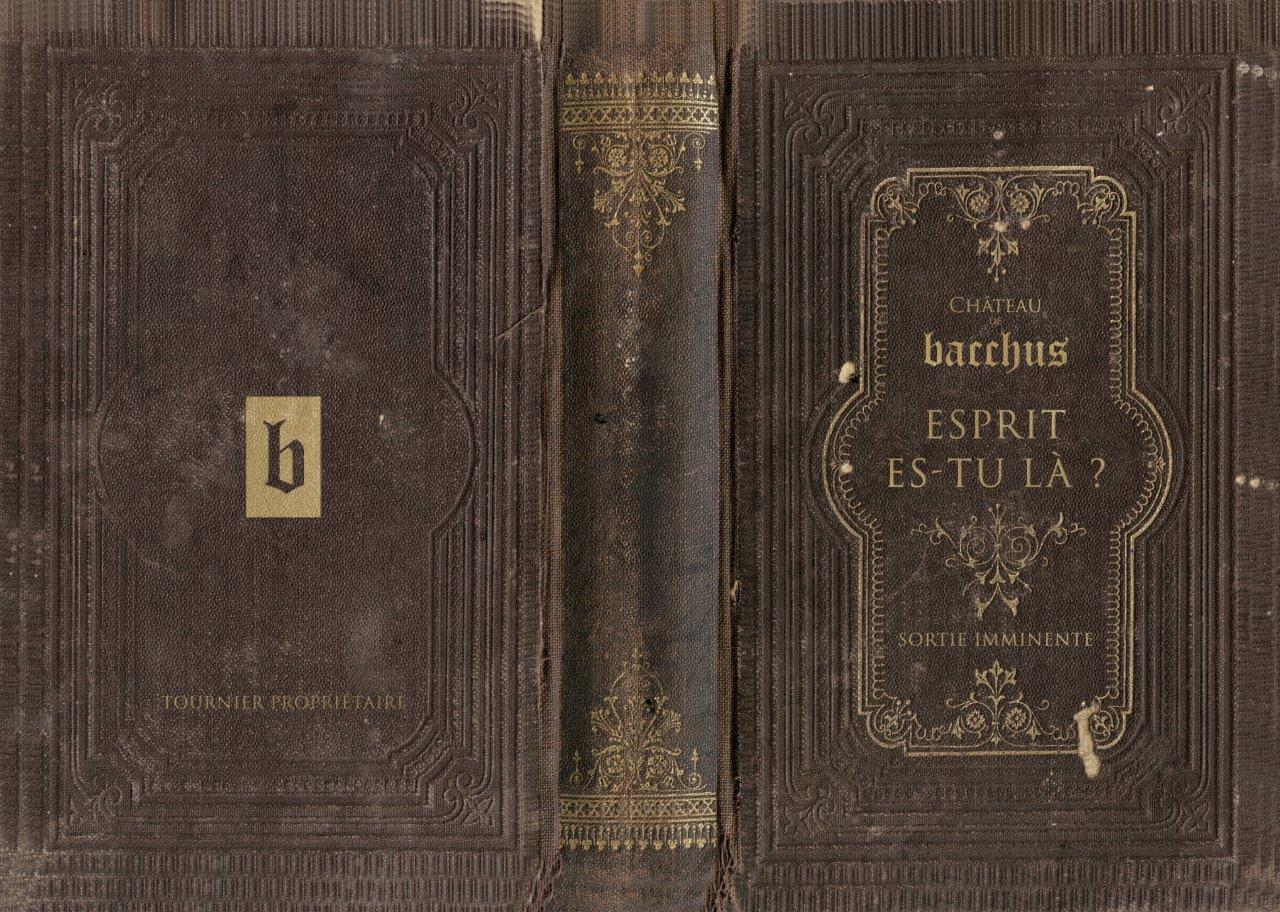 """""""Esprit es-tu là ?""""🍷"""